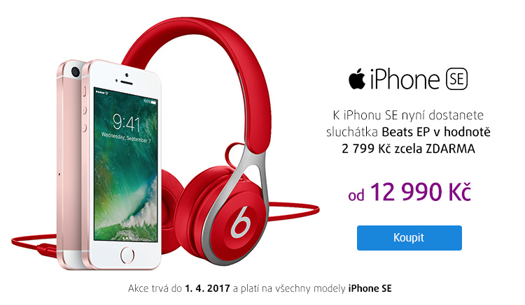 Apple iPhone akce