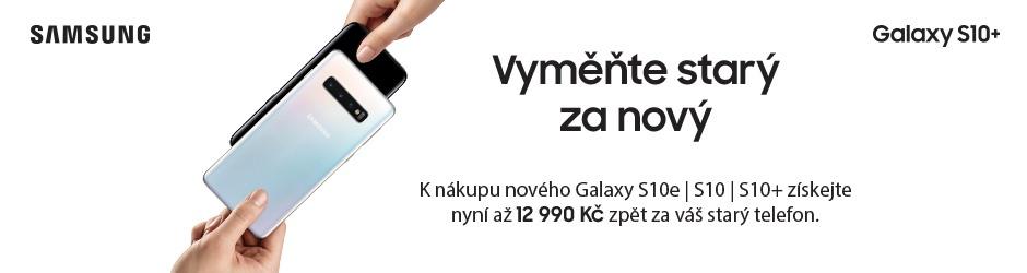 fd2a8398c K nákupu nového Galaxy S10e   S10   S10+ získejte nyní až 12 990 Kč* zpět  za váš starý telefon