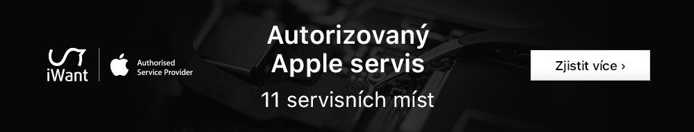 Certifikovaný servis iWant