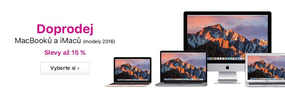 MacBook Doprodej