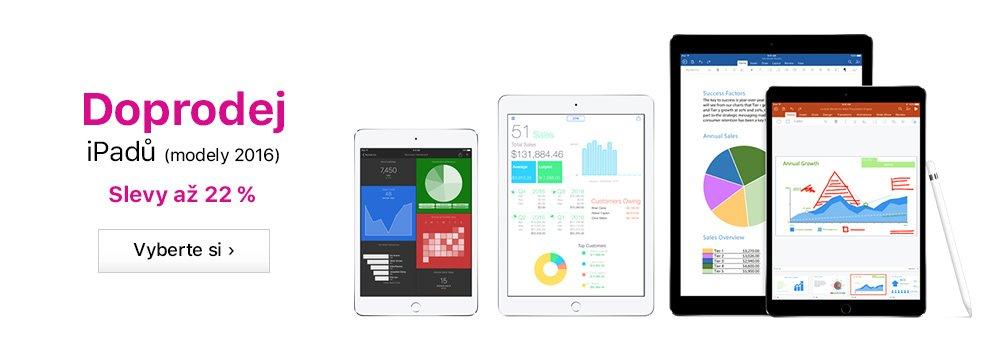 iPad Doprodej