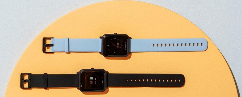 Xiaomi Huami Amazfit Bip čern 233 Smarty Cz
