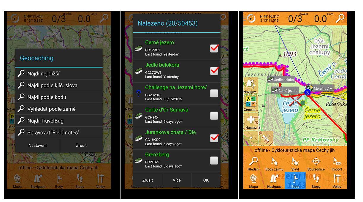 Smartmaps navigator