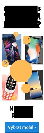 Průvodce výběrem mobilního telefonu