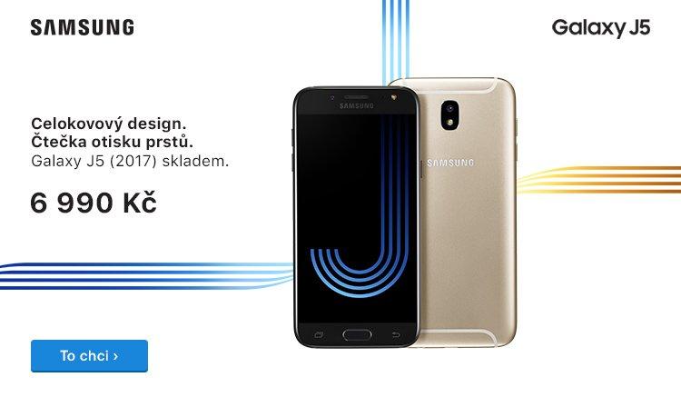 Samsung Galaxy J5 (2017) skladem