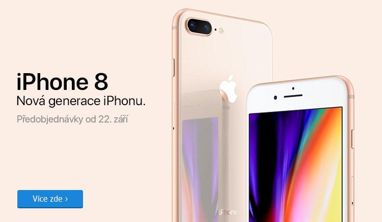 iPhone 8 a 8 Plus