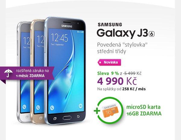 Smartphone Galaxy J3