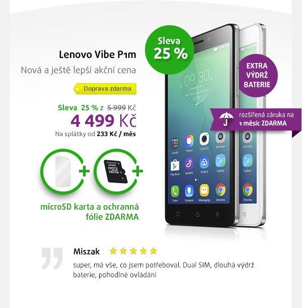 Smartphone Lenovo Vibe P1m