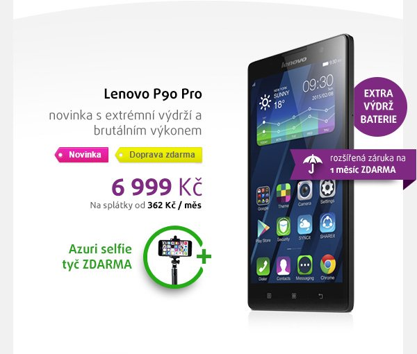 Smartphone Lenovo P90 Pro