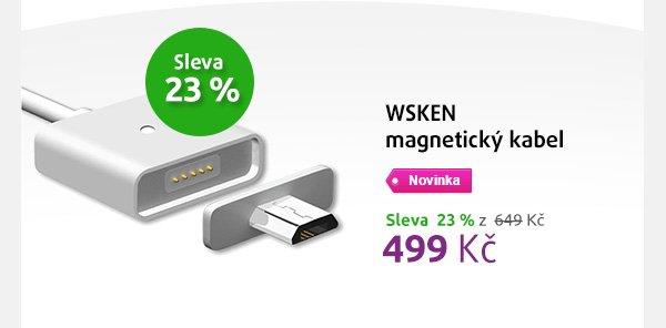 WSKEN Magnetický kabel lighting