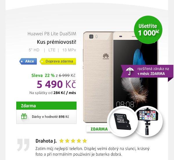 Huawei P8 Lite LTE Dual SIM