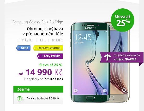 Samsung Galaxy S6 / S6 edge