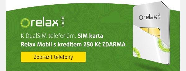 Relax Mobil SIM karta