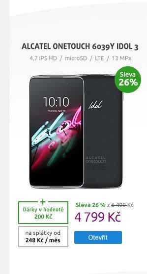 Smartphone ALCATEL ONETOUCH 6039Y IDOL 3
