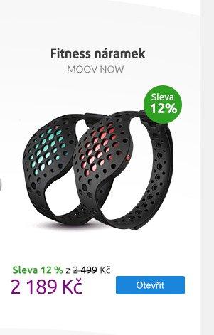 Fitness náramek Moov Now