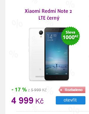 Telefon Xiaomi Redmi Note