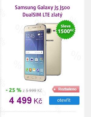 Telefon Galaxy J5