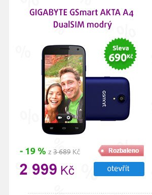 Telefon Gsmarty AKTA