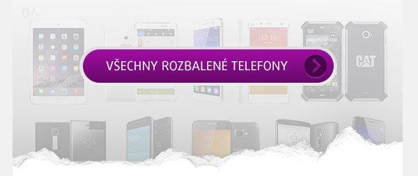 Rozbalené telefony